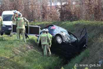 Inzittenden slaan op de vlucht na ongeval in Rijkevorsel - Gazet van Antwerpen