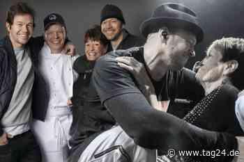 Trauer in Hollywood: Donnie und Mark Wahlberg verlieren ihre Mutter! - TAG24