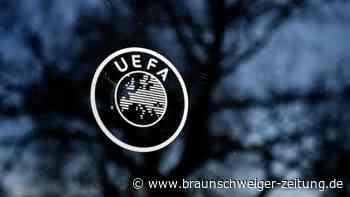 Super-League-Pläne: UEFA droht Klubs mit Ausschluss