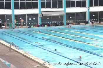 """Isère. Réouverture de la piscine d'Echirolles pour les vacances : """"l'eau est délicieuse, ça vide la tête"""" - France 3 Régions"""