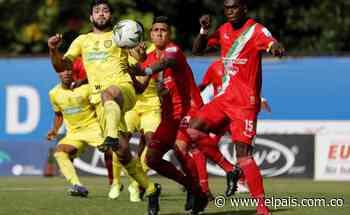 Empate del Cortuluá y derrota del Atlético FC en inicio de la liguilla del torneo de ascenso - El País