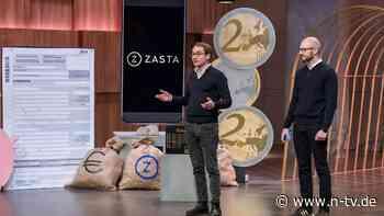 """Ein gefundenes Fressen?: Gründer locken Löwen mit """"ZASTA"""""""