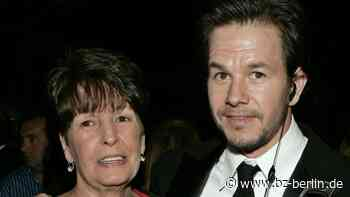 Mark Wahlberg trauert um Mutter Alma - B.Z. Berlin
