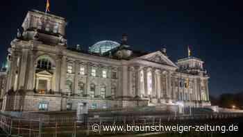 Kanzlerkandidatur der Union: Kreise: Söder nach Nacht-Treffen auf dem Rückweg nach Bayern