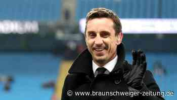 "Emotionales Statement: ""Eine Schande"": Neville empört über Super-League-Plan"