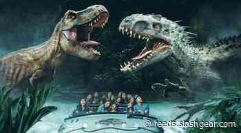 Universal Studios Hollywood reopens and it has a new dinosaur to celebrate