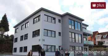 Warum sich die Stadt Bad Wurzach über diesen Neubau besonders freut - Schwäbische