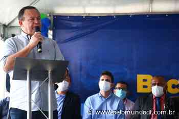 """""""É o momento de recuperarmos as energias e continuarmos trabalhando por Bacabal"""", afirma vice-governador Carlos Brandão - Pelo Mundo DF"""