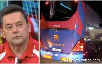Tomás Roncero peca de prepotencia en 'El chiringuito' tras un nuevo título del Barça - Yahoo Eurosport ES