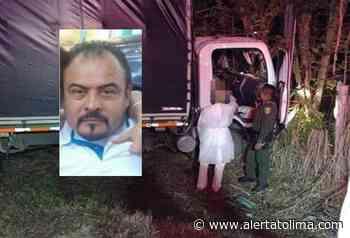 Asesinaron al 'Vacán', conductor chaparraluno en la vía Guamo – Ortega - Alerta Tolima
