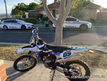 Illegal dirt bike riders targeted in Craigieburn | Northern - Star Weekly