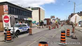 Revitalization of Montreal Road in Vanier brings lane closures and detours - CTV News Ottawa