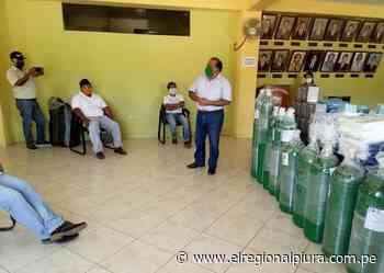 Sullana: aprueban gestionar construcción de planta de oxígeno en Marcavelica - El Regional
