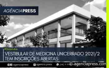 #Goiatuba   VESTIBULAR DE MEDICINA UNICERRADO TEM INSCRIÇÕES ABERTAS - agenciapress