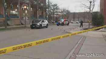 14-year-old boy seriously injured in shooting in Etobicoke - CP24 Toronto's Breaking News