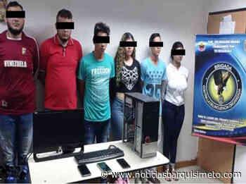 CICPC detuvo en Merida a seis ciudadanos por realizar pornografía - Noticias Barquisimeto