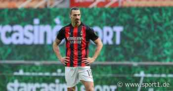 Zlatan Ibrahimovic wird Filmstar: Milan-Star spielt bei Asterix und Obelix mit - SPORT1