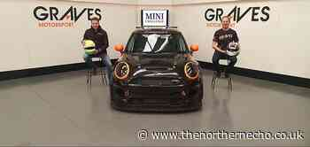 Max Coates to race in Mini Challenge again