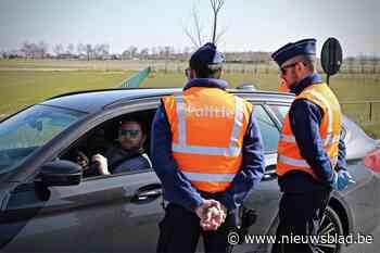 Bestuurder onder invloed van drugs moet rijbewijs afgeven tijdens verkeersactie