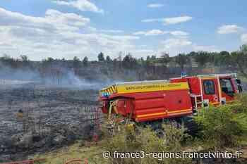 Hérault : quatre hectares de végétation parcourus par un incendie à Villeveyrac - France 3 Régions