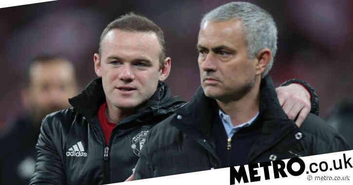 Wayne Rooney blasts Tottenham decision to sack Jose Mourinho