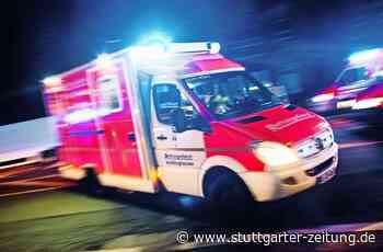 Leingarten im Kreis Heilbronn - Akku explodiert in Wohnhaus – vier Menschen verletzt - Stuttgarter Zeitung