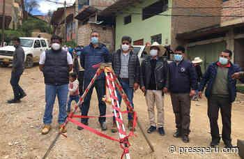 Obras por impuestos en Huamachuco.Summa Gold destina s/28 millones para la realización de carretera y agua potable - Press Perú