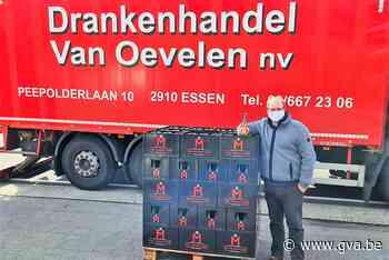 Essens burgemeester Van Tichelt krijgt eigen bier (Essen) - Gazet van Antwerpen