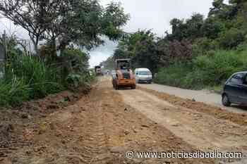 Reparan las vías entre Fusagasugá, Arbeláez y San Bernardo en Cundinamarca - Noticias Día a Día