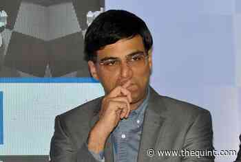 Chess Ace Viswanathan Anand Pays Heartfelt Tribute to Late Father - The Quint