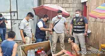 Microcomercializadores de droga caen en operativo policial en Tingo María (VIDEO) - Diario Correo