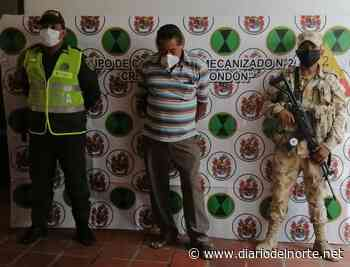 Adulto mayor fue capturado por fuga de preso en Urumita. Debía estar detenido en Valledupar - Diario del Norte.net