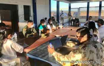 Gobernación traza ruta para conocer problemáticas de comunidades de Uribia y Manaure - Diario del Norte.net