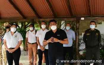 Alcalde de Uribia alerta sobre eventual crisis hospitalaria por contagios de Covid-19 - Diario del Norte.net