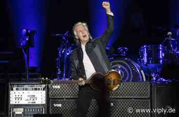 Sir Paul McCartney: Die 'McCartney III Imagined'-Cover 'schockierten' ihn - Viply