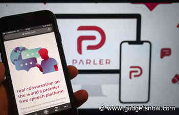 Apple allows Twitter-rival Parler to relaunch on App Store