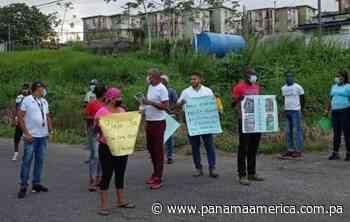 Coordinan 'paliativo' para atender malas condiciones de multifamiliares en Río Alejandro - Panamá América