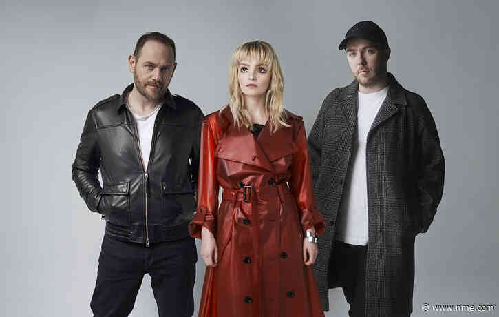Chvrches return with pounding new single 'He Said She Said'