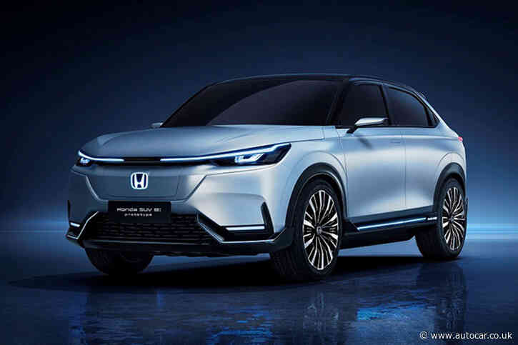 New Honda SUV e:prototype previews new Chinese crossover