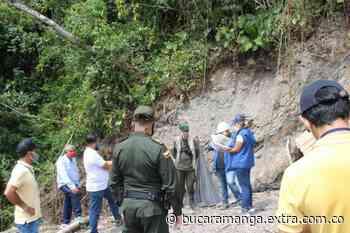 Así realizaban actividades mineras sin permiso, en área forestal de Nocaima, Cundinamarca - Extra Bucaramanga