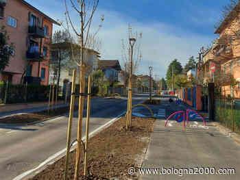Conclusi i lavori in via Matteotti a Cavriago - Bologna 2000