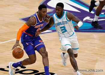 Two-Game Road Trip Beginning for Hornets in New York