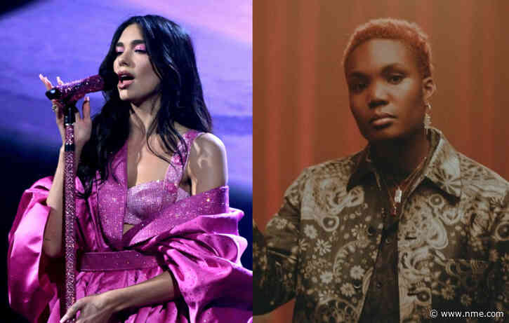 Dua Lipa shares stunning cover of Arlo Parks' 'Eugene' in BBC Live Lounge