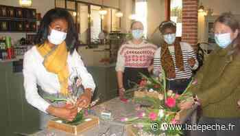 Verdun-sur-Garonne. Un atelier floral très apprécié au Jardin d'Alice - ladepeche.fr