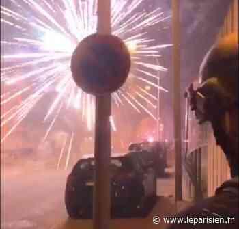 Lagny-sur-Marne : les policiers visés par des tirs de mortiers d'artifice à Orly Parc - Le Parisien