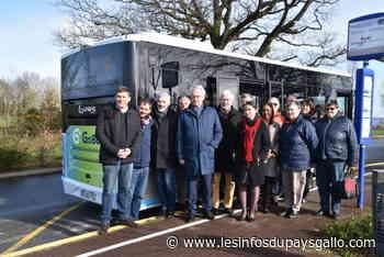 Rétro/février 2020. Guer-St Malo de Beignon: le GoBus décolle - Les Infos du Pays Gallo - Les Infos du Pays Gallo