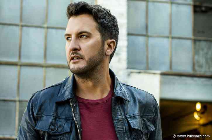 Luke Bryan Talks 'Ups & Downs' After COVID-19 Recovery, Winning Top Prize at ACM Awards