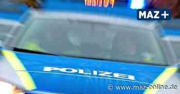 Aufgebrochenes Auto in Falkensee - Märkische Allgemeine Zeitung
