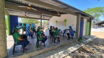 Habitantes de Pivijay participan en la estrategia 'Emprendiendo Sueños' del Ministerio de Trabajo - Opinion Caribe