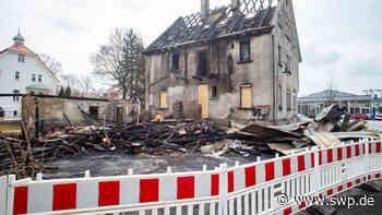 Brand in Eislingen: Sachschaden in mittlerer sechsstelliger Höhe – keine Konsequenz für Schaulustige - SWP